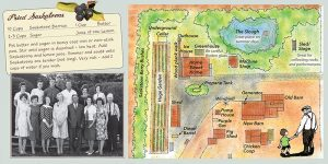 2 Lozeron Family Reunion Farm map enlarged