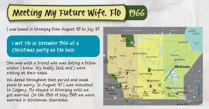 Enman meeting wife -transcribe your story