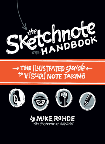 Sketchnote Handbook cover