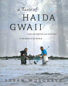 A Taste of Haida Gwaii happy new year