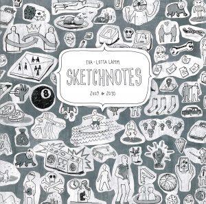 third - Sketchnotes by Eva - Lotta Lamm doodling