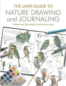 Nature Journalling book nature journaling