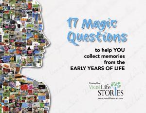 17 Magic Questions your true love