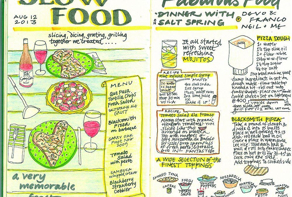 Slow Food – Summer Food